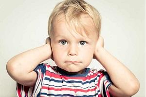 ear pain in children