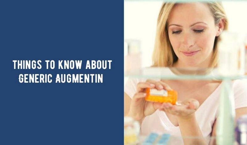 generic augmentin
