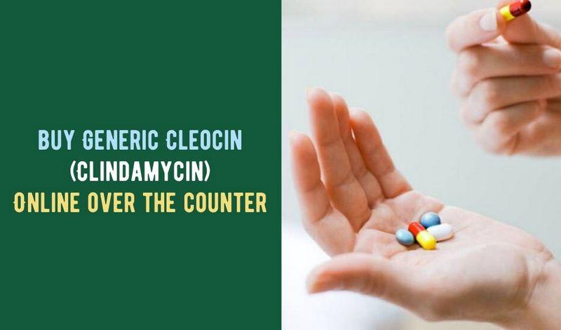 Generic Cleocin (Clindamycin)