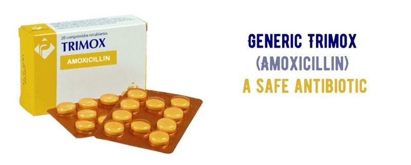 Generic Trimox (Amoxicillin)